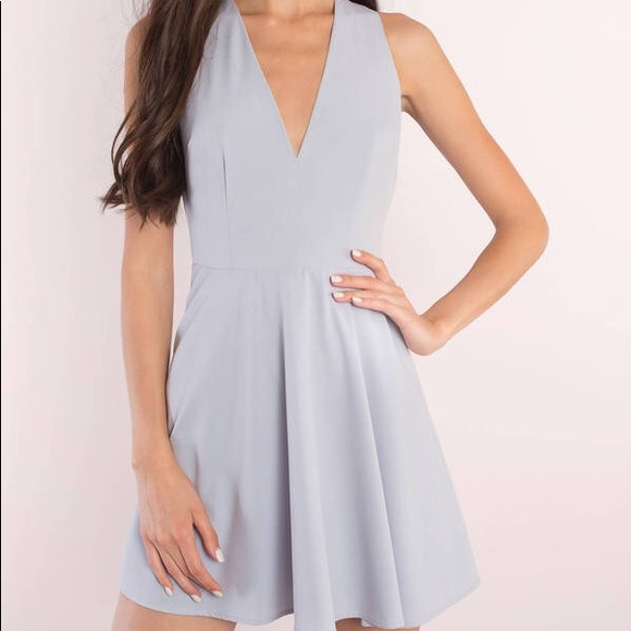 75d5c7a20d ... Andie Open Back Skater Dress    Lilac. M 5b04694d077b97d07f4ddea9